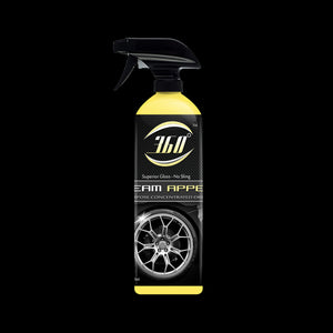 Executive Car Wash Kit -16oz Brazilian Mist-Optima Wash-Xtream Appeal- 10x-Crystal Clear