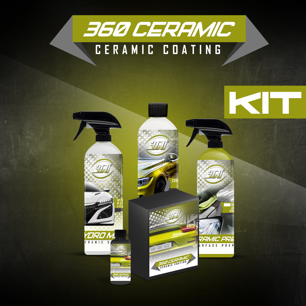 Professional Ceramic Coating Kit