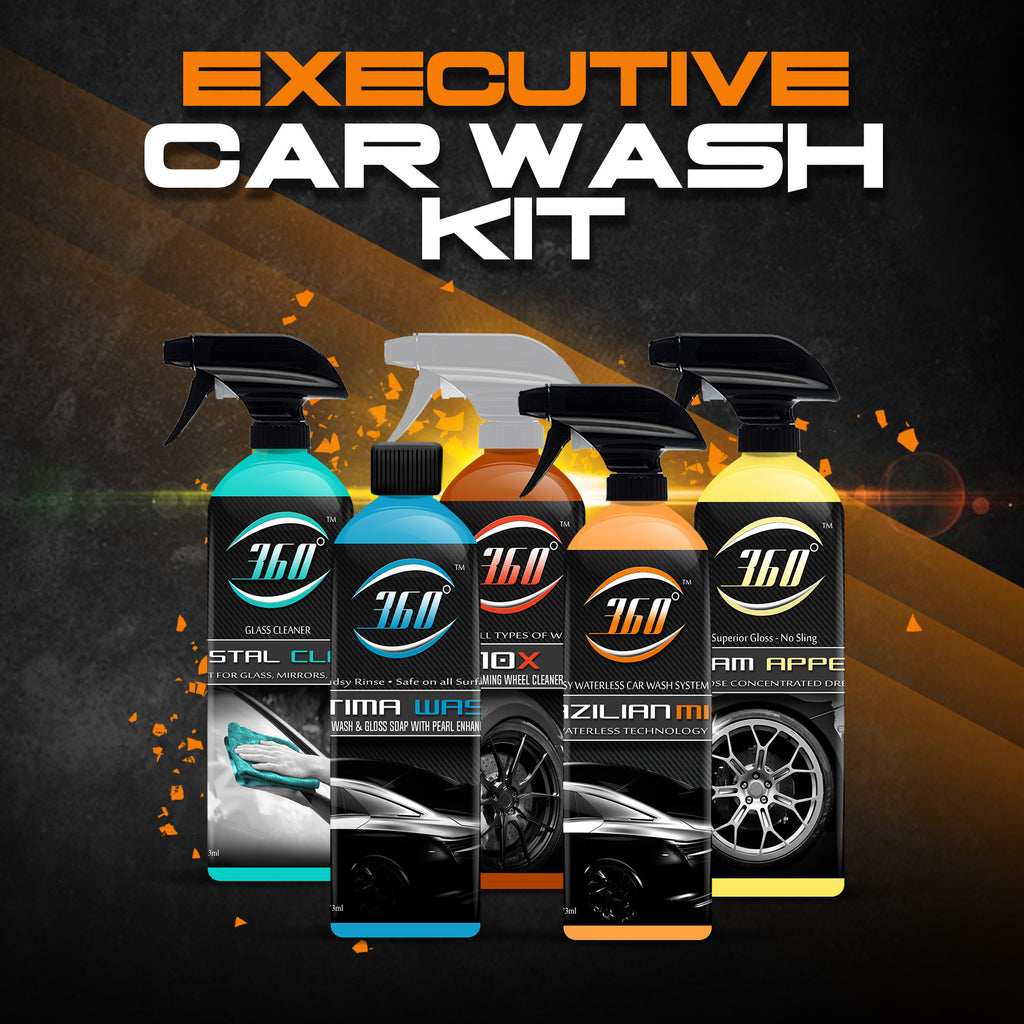 EXECUTIVE CAR WASH KIT
