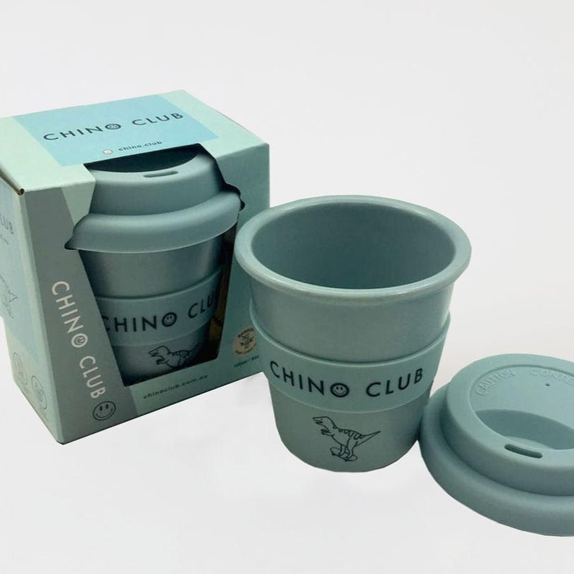Personalised Blue Chino Keep Cup
