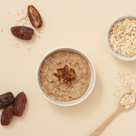Sticky Date Oatmeal Porridge