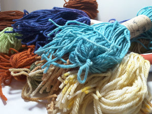 Fleece and Harmony Yarn