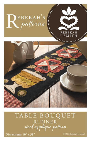 Rebekah L. Smith Wool Applique Patterns