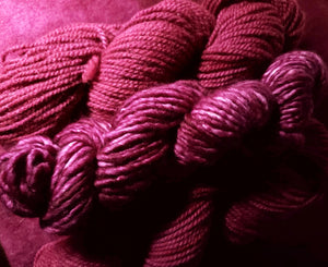 Hand Dyed Wool for rug hooking
