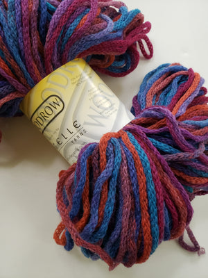 NEBULA 707 MULTICOLOURED - Bulky Yarn for Rug Hooking