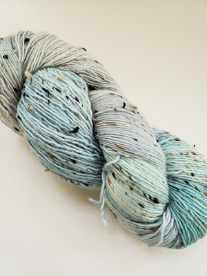 Vagabond Misfits 95778 - SKY TWEEDS - Merino Wool Yarn- Choose Your Skein