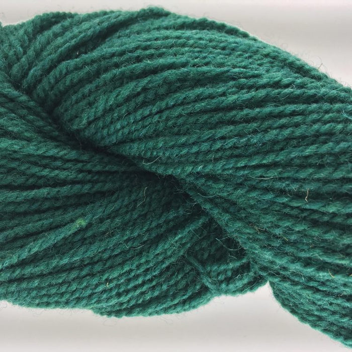 Dark Green - Briggs and Little 2 Ply Worsted Yarn for Rug Hooking