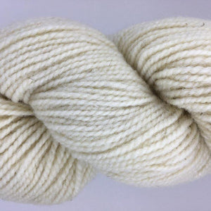 Natural White - Briggs and Little 2 Ply Worsted Yarn for Rug Hooking