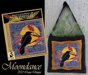Moondance - Punch Needle Pattern