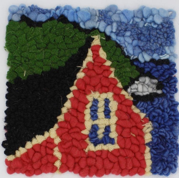 LITTLE COVE - Rug Hooking Kit - Deanne Fitzpatrick Design