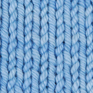 Wonder Woolen - JACOBEAN BLUE - Fleece Artist Hand Dyed Yarn - Shades of Blue