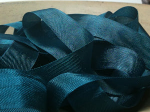 Heather - Silk Style Vintage Ribbon - 5 Yards
