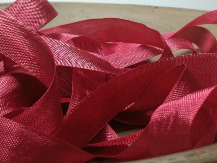 Posie - Silk Style Vintage Ribbon - 5 Yards