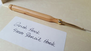 Irish Rug Hook Pencil