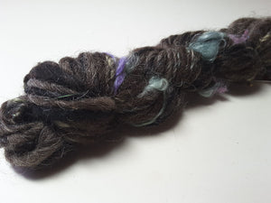 Hand Spun Yarn for Rug Hooking - The Good Earth -OOAK