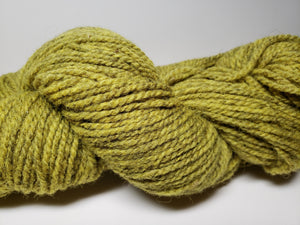CITRON -  2 Ply Worsted Yarn for Rug Hooking