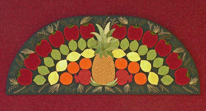A Traditional Welcome Wool Applique Pattern