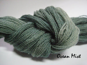 Ocean MIst #026 - Wool Thread for Needle Punch and Wool Applique - Red Sand Fibre