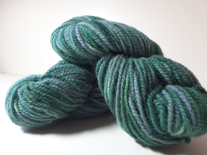 RSS135 - Piney Woods - PEI Collection - Hand Dyed Worsted Yarn for Rug Hooking