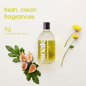 SOAK WASH  -  Fig - Travel Size 90ml/3oz 18+ washes