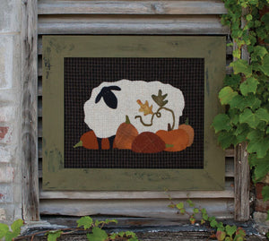 Best of Show #216 - Wool Applique Pattern - Threads that Bind