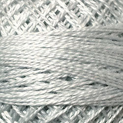 0117 Dove Tail Grey Hand Dyed Cotton 3 Strand Valdani