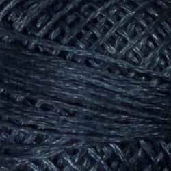 872 Dusty Blue Medium Hand Dyed Cotton 3 Strand Valdani