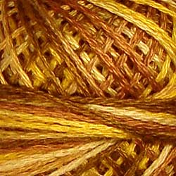 M81 Backyard Honeycomb Hand Dyed Cotton 12wt Valdani