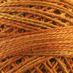 0505 Toffee Hand Dyed Cotton 12wt Valdani