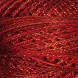 0534 Quiet Fall Hand Dyed Cotton 12wt Valdani