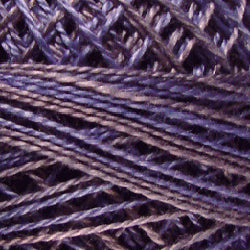 0562 Horizon Storm Hand Dyed Cotton 12wt Valdani