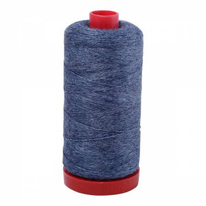 Night Magic 8780 - Aurifil Wool Thread 12wt for Wool Applique