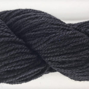 Black - Briggs and Little 2 Ply Worsted Yarn for Rug Hooking