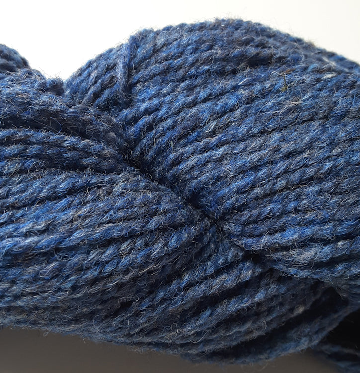 Blue Heather - Briggs and Little 2 Ply Worsted Yarn for Rug Hooking