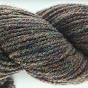 Brown Heather - Briggs and Little 2 Ply Worsted Yarn for Rug Hooking