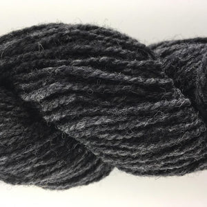 Dark Grey - Briggs and Little 2 Ply Worsted Yarn for Rug Hooking