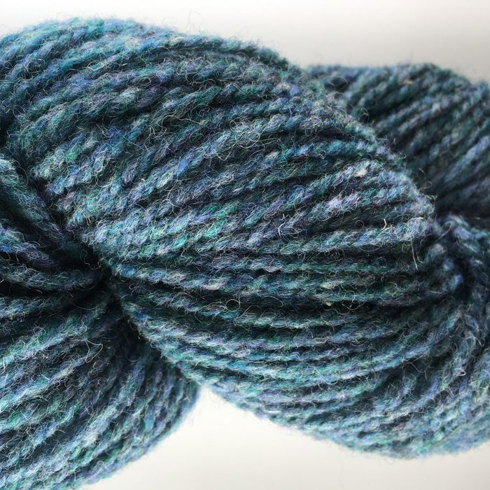 Grey Heather - Briggs and Little 2 Ply Worsted Yarn for Rug Hooking