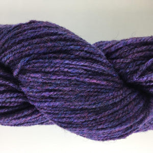 Plum - Briggs and Little 2 Ply Worsted Yarn for Rug Hooking