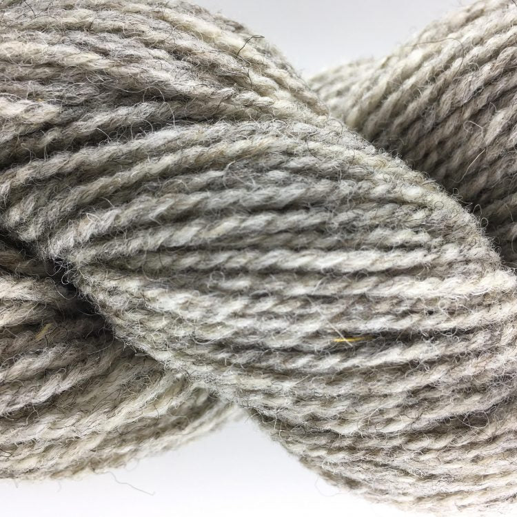 Sheep's Grey - Briggs and Little 2 Ply Worsted Yarn for Rug Hooking