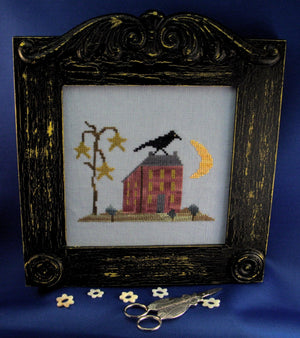 Harvest Moon - Cross Stitch