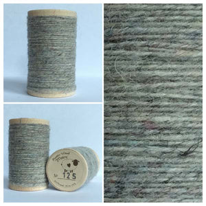 125 Rustic Moire Wool Thread