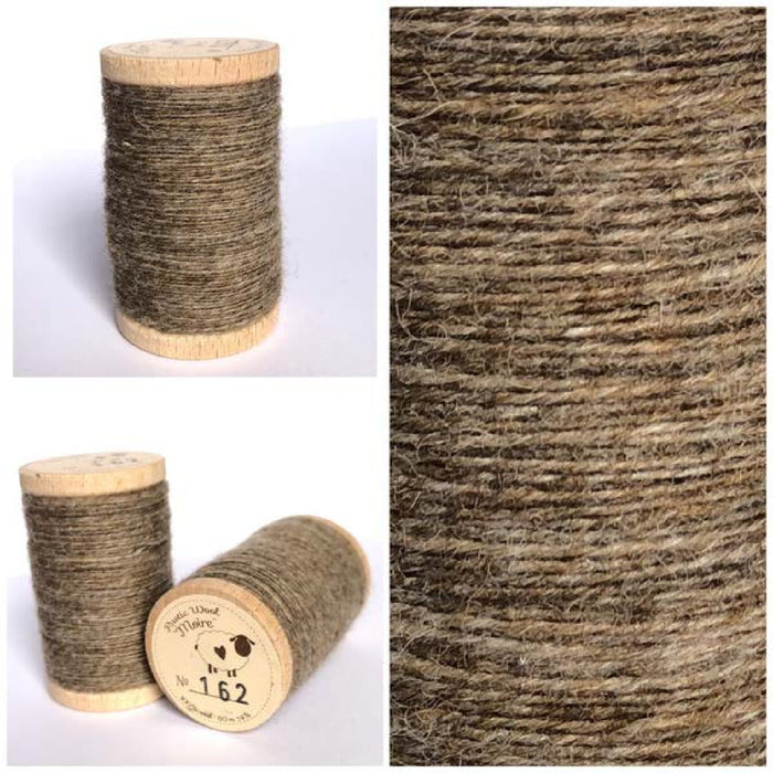 162 Rustic Moire Wool Thread