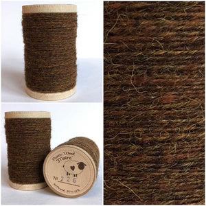 226 Rustic Moire Wool Thread