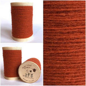 270 Rustic Moire Wool Thread