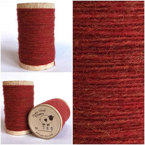 280 Rustic Moire Wool Thread
