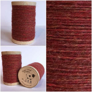 285 Rustic Moire Wool Thread