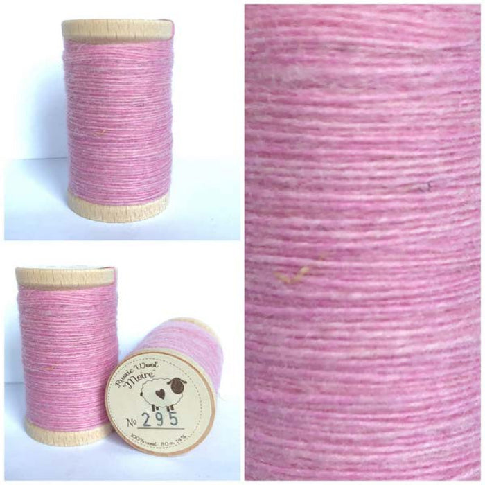 295 Rustic Moire Wool Thread