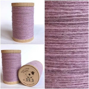 309 Rustic Moire Wool Thread - DISCONTINUED