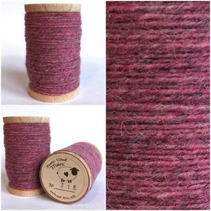 315 Rustic Moire Wool Thread