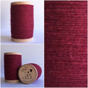 320 Rustic Moire Wool Thread